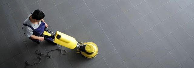 commercial cleaning services in St Paul, MN